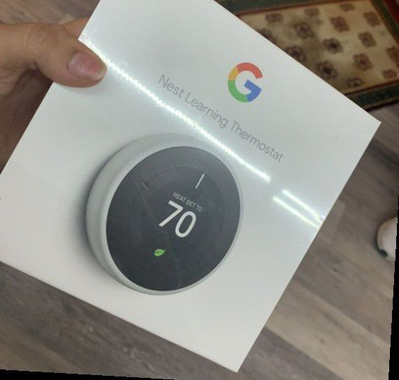 Google Learning Thermostat