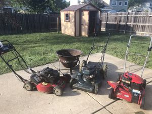 New and Used Lawn mower for Sale in Aurora, IL - OfferUp