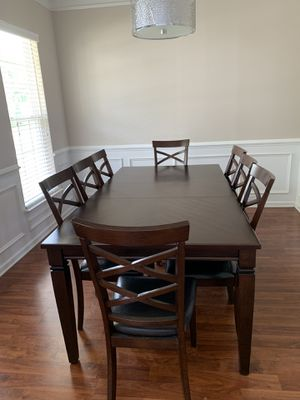 Pleasant New And Used Dining Table For Sale In Mooresville Nc Offerup Creativecarmelina Interior Chair Design Creativecarmelinacom