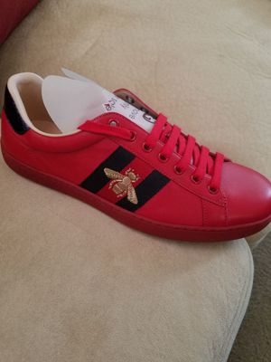 55ffdb745a3df Gucci New Ace low top shoes 7 1 2 for Sale in San Diego