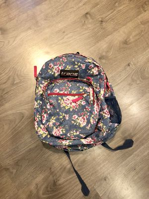 Girls Trans by JANSPORT back to school backpack. for Sale in Apex, NC