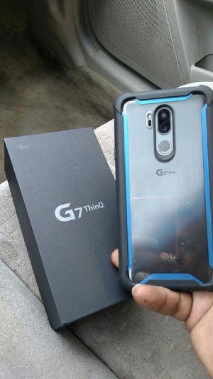 Brand new LG G7 thinQ unlocked 64gb for Sale in Washington, DC