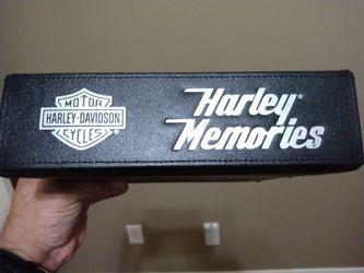 Harley Davidson Photo Album Never Used Thumbnail