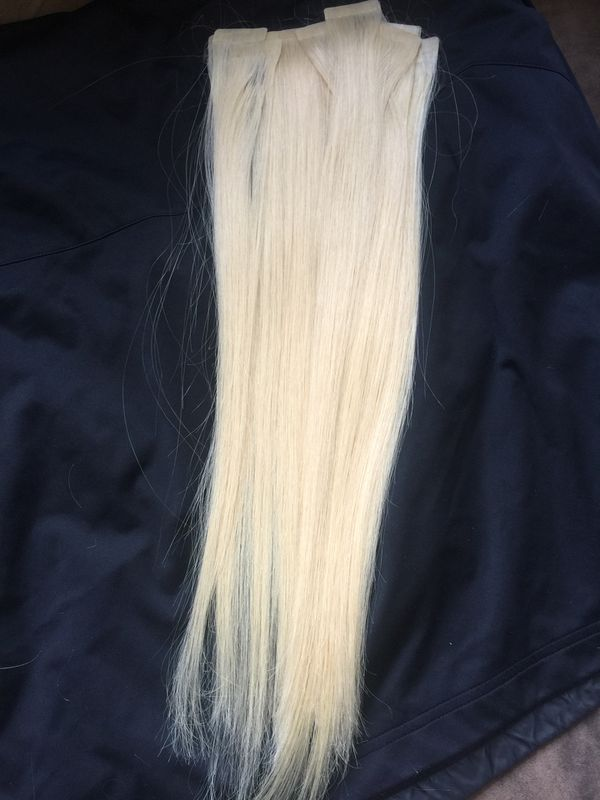 100 Human Tape Inn Hair Extensions For Sale In Hayward Ca Offerup