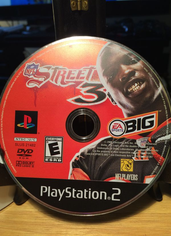 NFL Street 3 Playstation 2 ( PS2 ) EA Sports for Sale in Glendale Heights,  IL - OfferUp