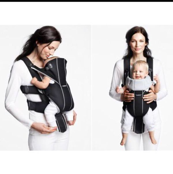2713ca1ea9a BABY BJORN MIRACLE CARRIER for Sale in Princeton
