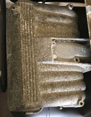 Photo Mustang intake gt40