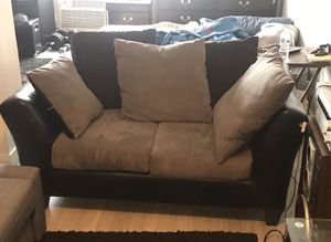 Admirable New And Used Black Couch For Sale In Alhambra Ca Offerup Cjindustries Chair Design For Home Cjindustriesco