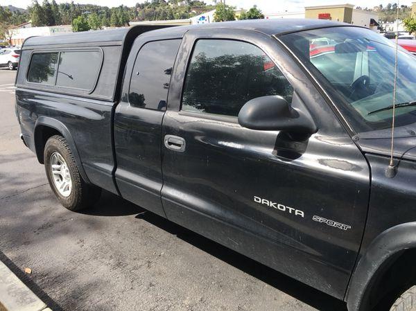 dodge v6 truck
