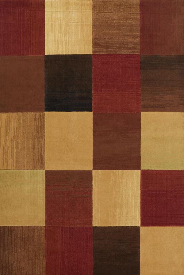 New Home Dynamix Catalina Olefin Rug Multi Color 33x52 For