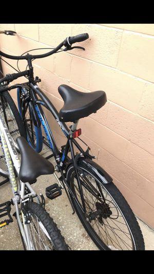 "Kent Cruiser Bike Men 26"" Black Comfort Beach City Commuter Bicycle Shimano New!"
