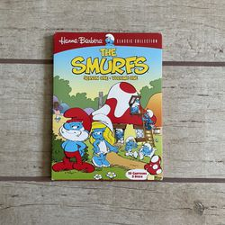 The Smurfs DVD Thumbnail