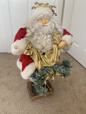 Christmas Santa clause decor for Sale in Columbus, OH