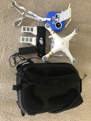 DJI Phantom 3 Drone Bundle for Sale in Hanover, MD