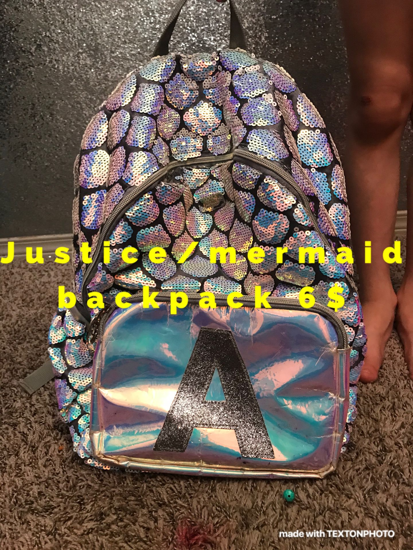 Clothes and backpacks everything has its price on the picture or if you want everything 35