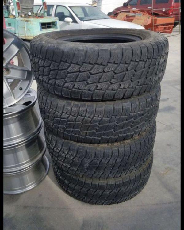 "18"" Nitto Grappler Tires. For Sale In Las Vegas, NV"