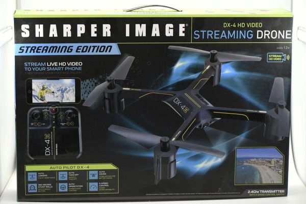 Sharper Image Dx 4 Hd Video Streaming Drone For Sale In Miami Fl