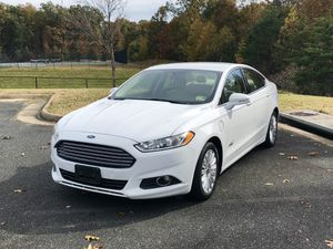 Ford Fusion energy luxury 2014 for Sale in Fairfax, VA