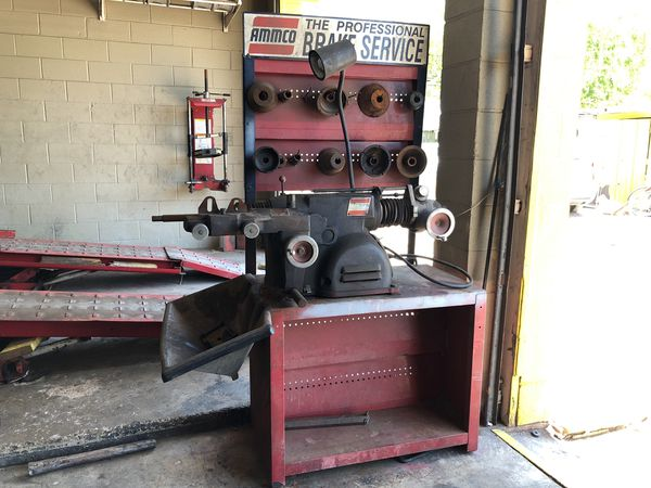 Ammco Brake lathe for Sale in Houston, TX - OfferUp