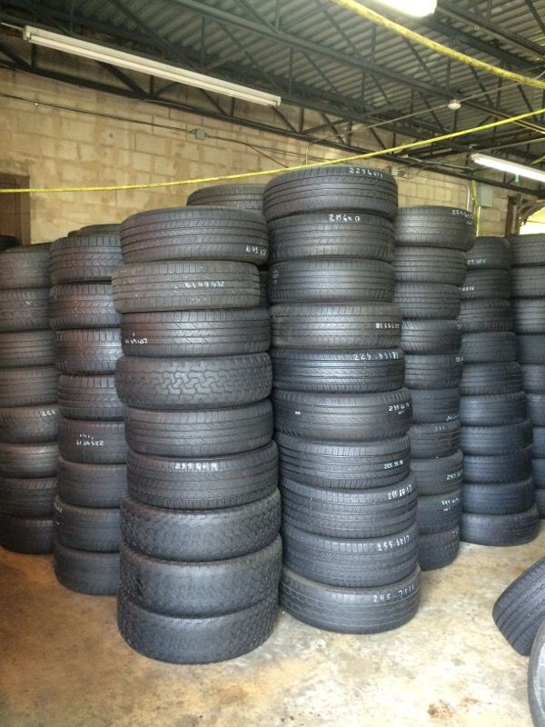 All tire you want. 264 southbroadway Lawrence mass 08143