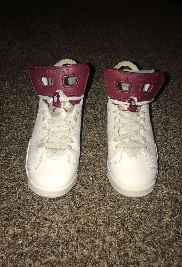 "new style 7f84e 6f4bf Jordan ""Maroon"" 6s for Sale in Heath, TX - OfferUp"