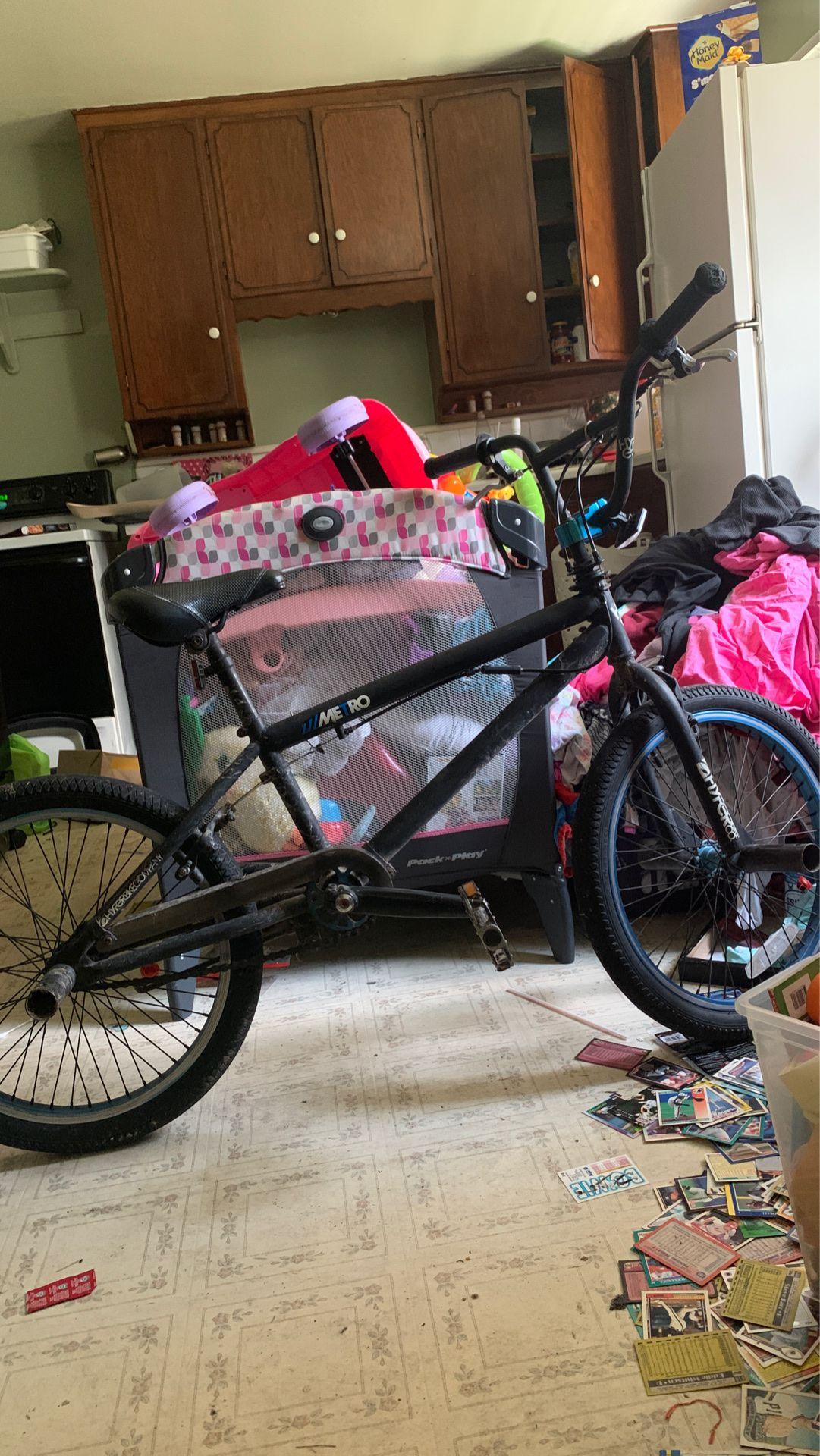 Hyper metro bmx bike