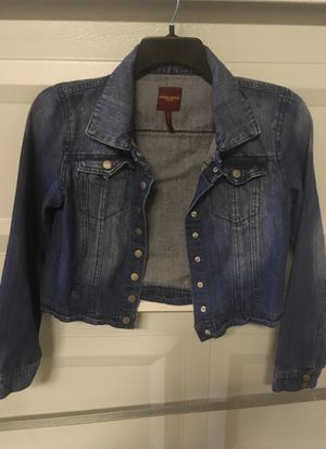 Jacket denim JR size xL for Sale in Annandale, VA