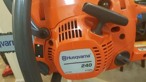 Husqvarna chainsaw 240 like new ready to work for Sale in Lanham, MD