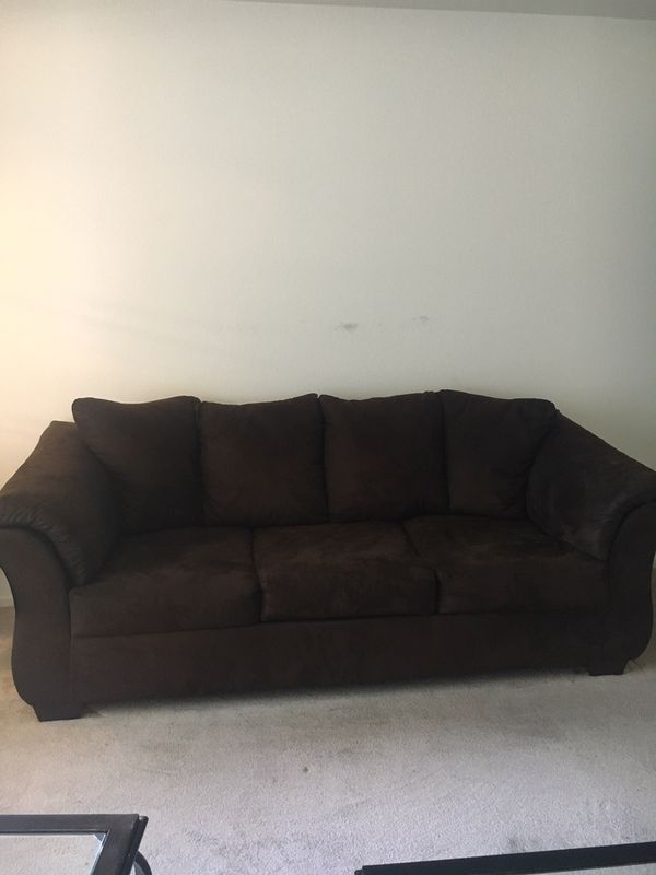 Sofa With Pullout Bed Furniture In Davis Ca Offerup