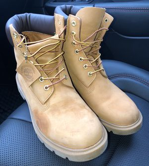 "Timberland Men's 6"" Contrast Boots for Sale in Roanoke, VA"