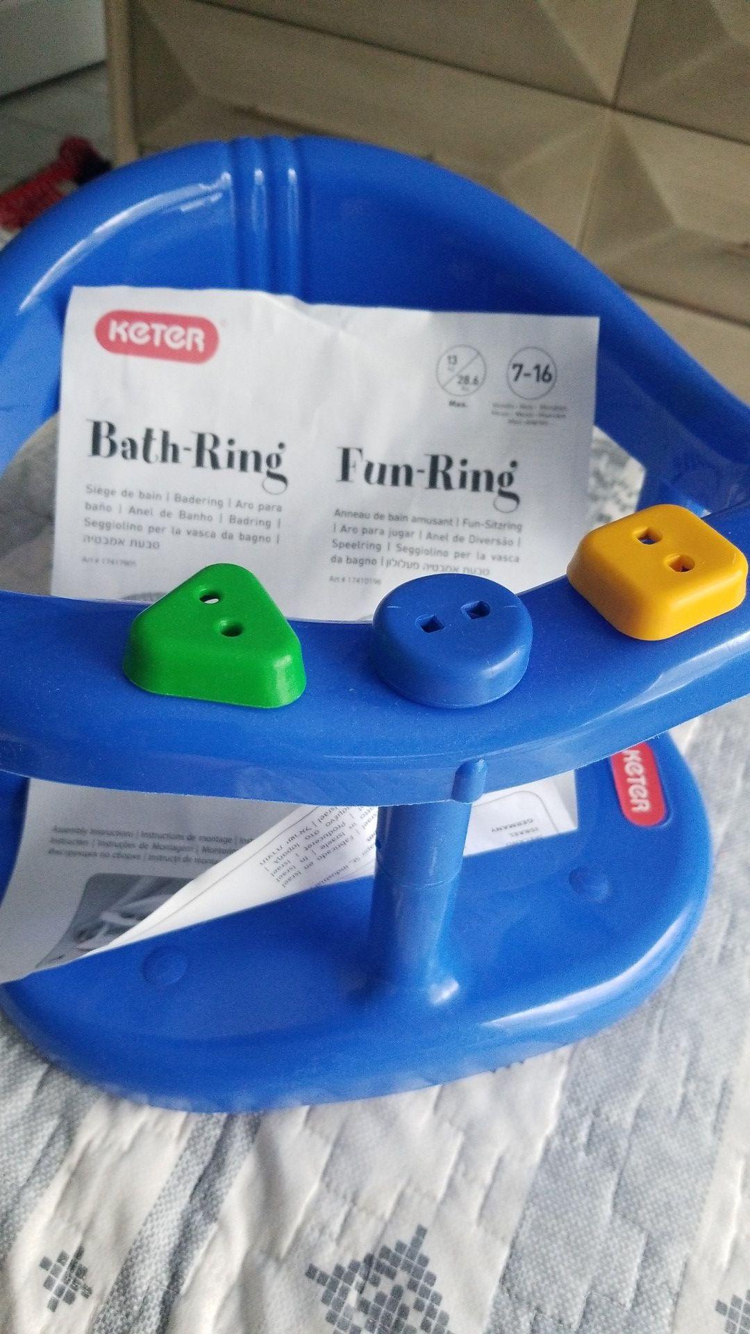 Keter bath ring