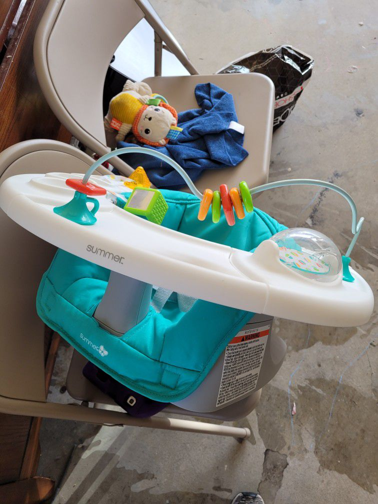 Summer Baby Eating Chair