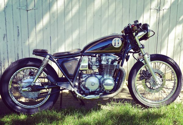 Honda Cafe Racer For Sale >> Honda Cb650 Cafe Racer For Sale In Downers Grove Il Offerup