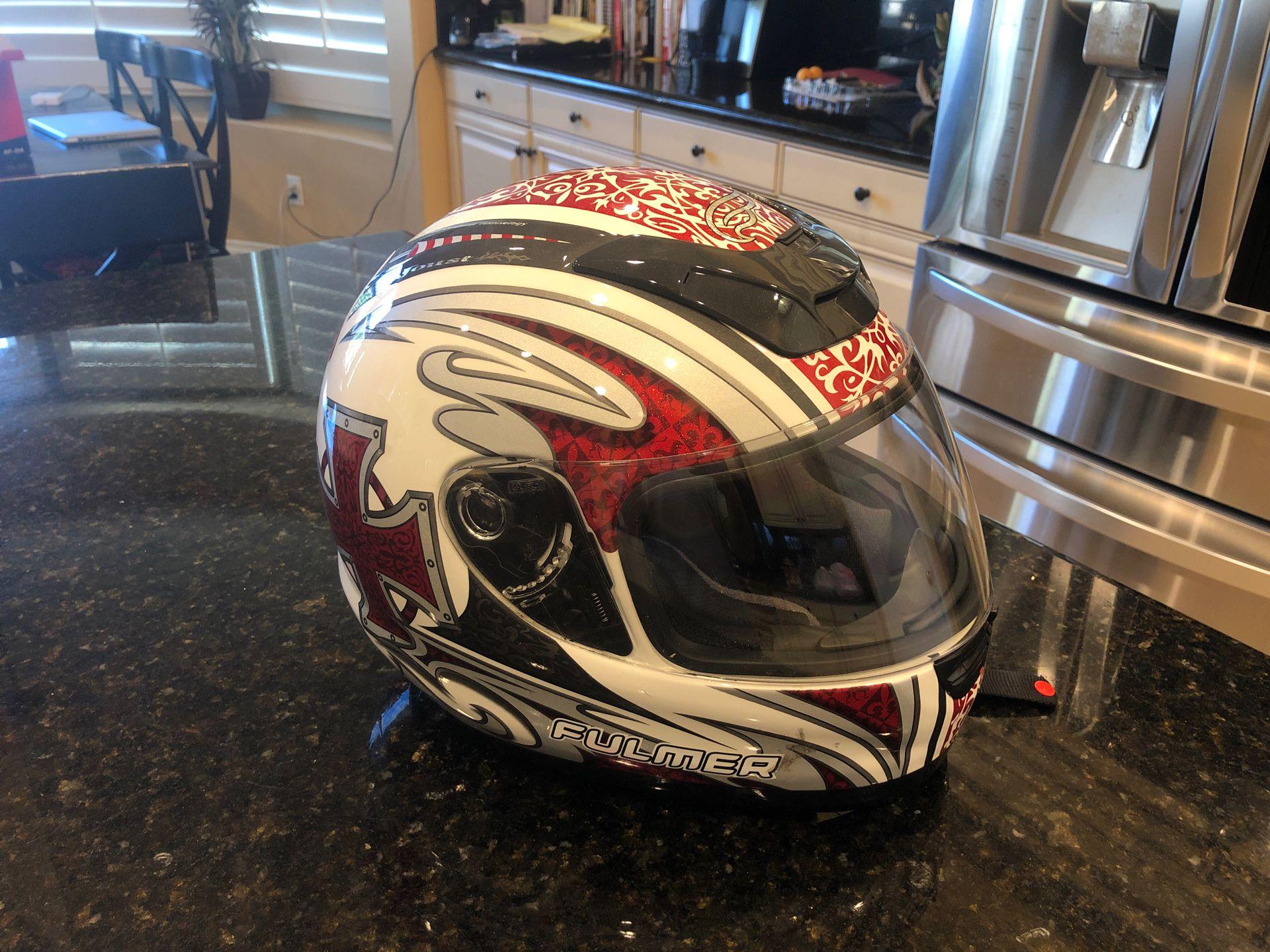 Motorcycle Helmet Fulmer
