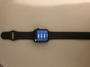 44mm Nike+ 4 series Apple Watch for Sale in Houston, TX