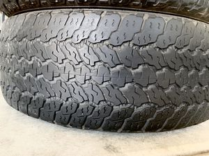 Photo Goodyear wrangler 255/65r17