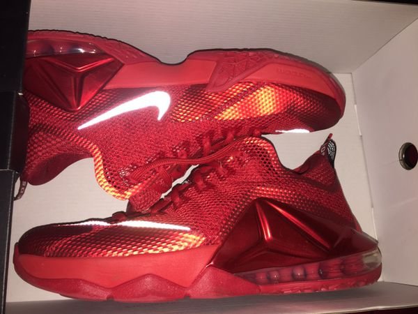 hot sale online 2d082 01602 Kd 7 and lebron 12 low