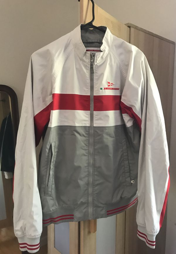 e158d4501993b Prada (Luna Rossa line) sport jacket men European 48 for Sale in West  Sacramento, CA - OfferUp