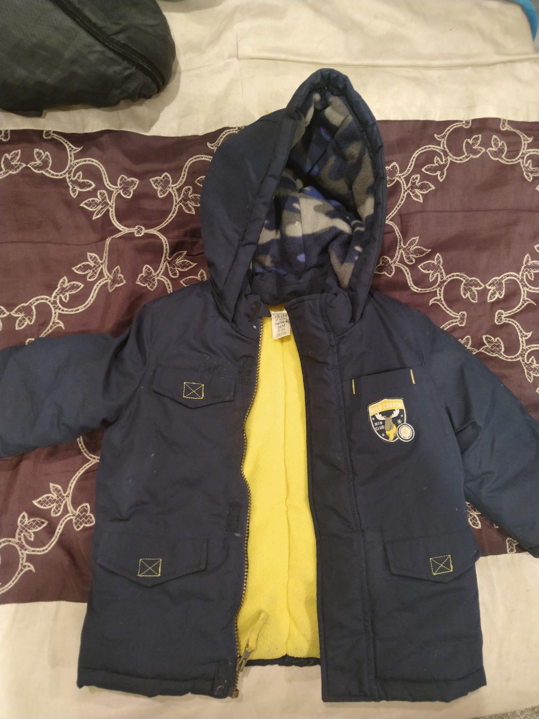 Toddler jacket