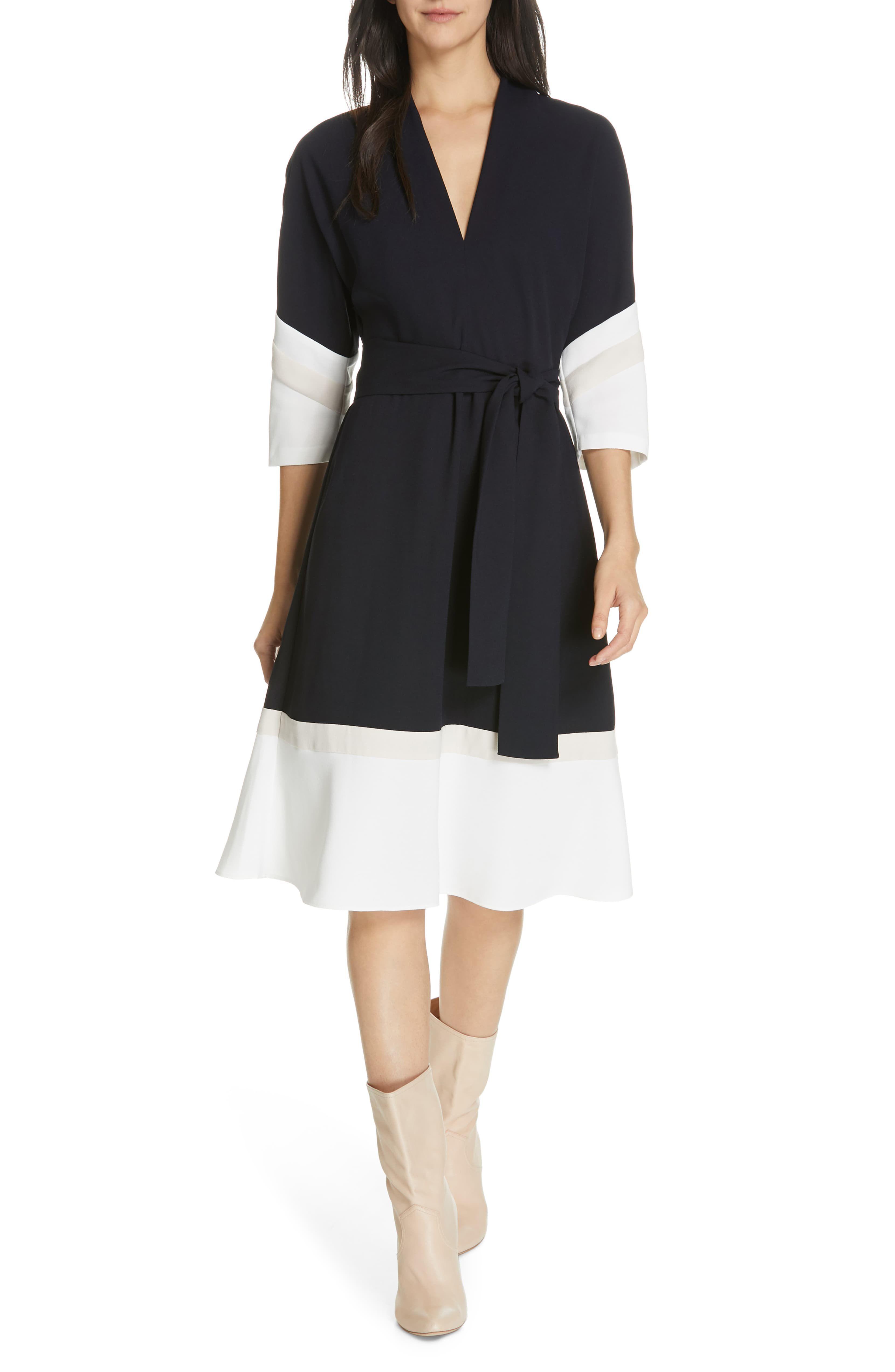 Joie   Aydrien Colorblock Dress   Multi   8