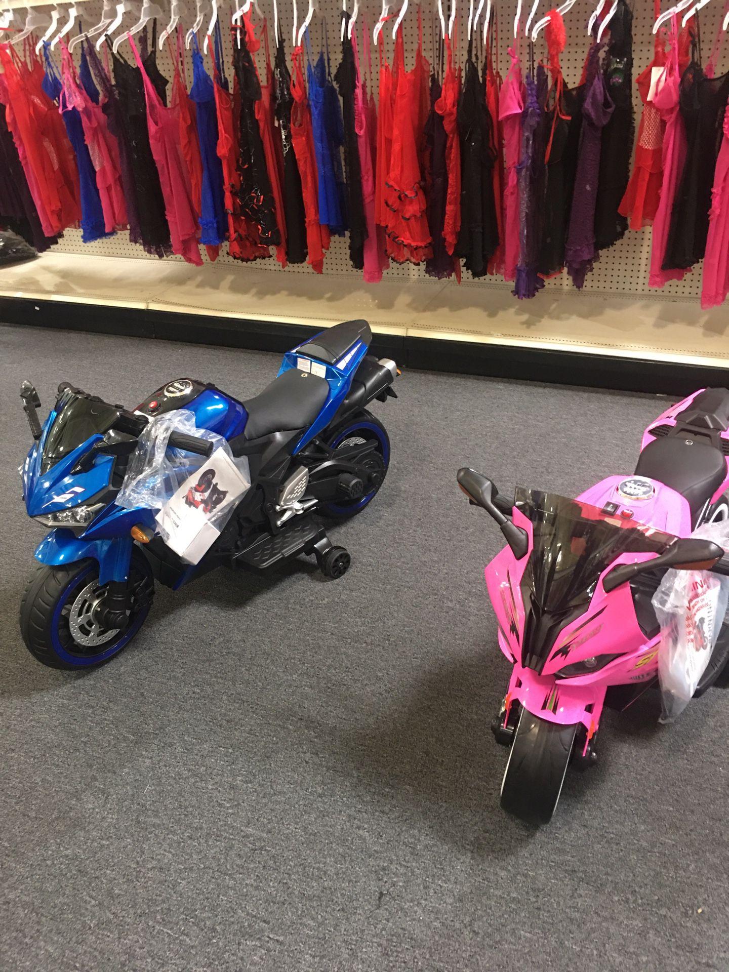 Kids Bike 12 volt Chargeable