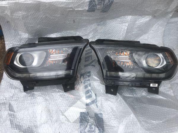 2017 2016 Dodge Durango Hid Headlights Lh Rh