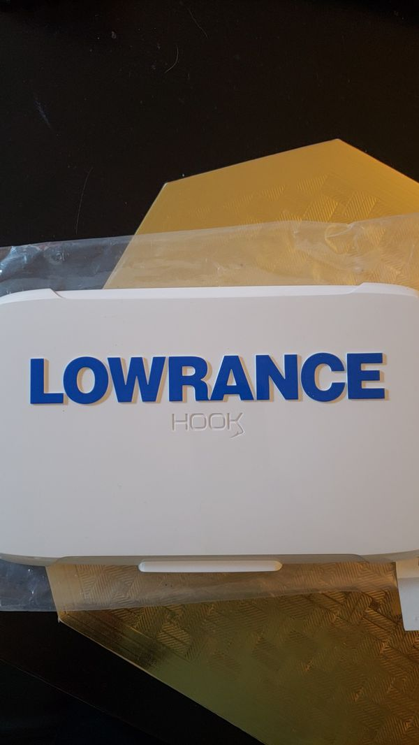Brand New Lowrance Hook2 7' Sun Cover for Sale in ...