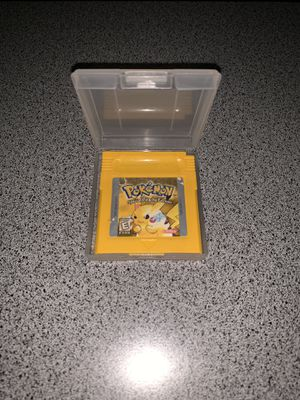 Pokémon Yellow! for Sale in Charlotte, NC