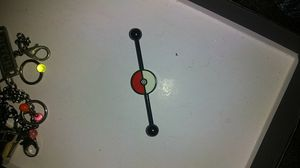 Pokémon poké ball industrial bar for Sale in Salt Lake City, UT