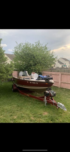 Fishing Boat For Sale In Ohio Offerup