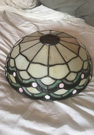 Tiffany lamp shade for Sale in Jonesboro, GA