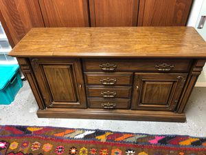 Photo Old stereo console
