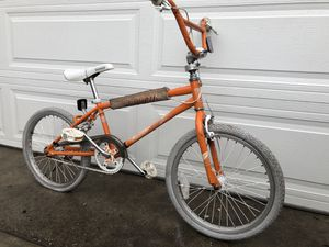 "Photo Bmx 20"" bike $300"