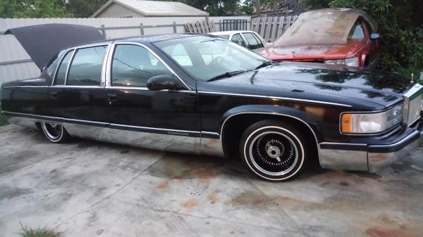 1995 cadillac fleetwood lowrider for sale in hialeah fl offerup 1995 cadillac fleetwood lowrider for sale in hialeah fl offerup
